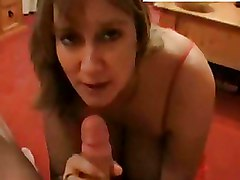 Amateur Blowjobs POV blonde oral sex