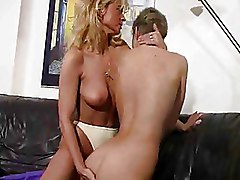 Lesbian Milf Stockings