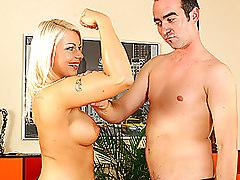 Babes Big Tits  Blondes