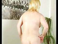 BBW Blondes Hairy