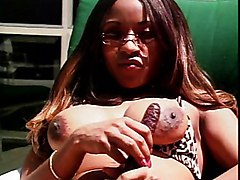 Ebony Masturbation Bikini Black-haired Ebony Masturbation Outdoor Solo Girl Toys Ayana Angel