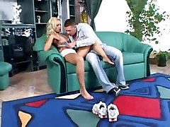 pussy licking reality blonde babe blowjob