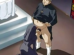 Cartoons Hentai cartoon perverted priest sextoon toon