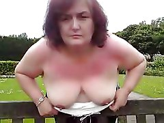 Flashing Nipples Tits