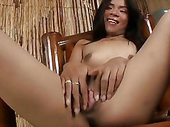 Masturbation Thai Girls exotic solo