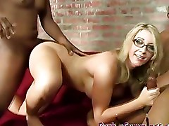 Barbie Cummings Big Black Cock Big Cock Blacks on Blondes Busty Blonde Busty Pornstar Dogfart Ebony and Ivory Group Sex Interracial Interracial Creampie Interracial Porn