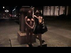 Hardcore Public Nudity Voyeur