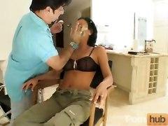 MILF Big Tits Blowjob Deepthroat Face Fuck Tight Pussy Rubbing Riding Anal Cum Cumshot Facial Hardcore