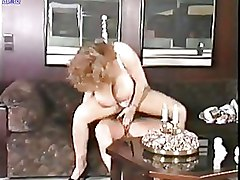 Big Tits Vintage chubby mature