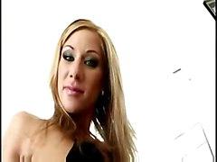 anal blonde threesome dp mmf