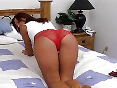 Milf Redheads blowjob pov