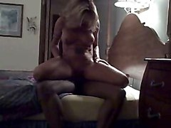 Amateur Blondes Interracial