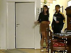 Brunettes Housewives cock riding milf skirts