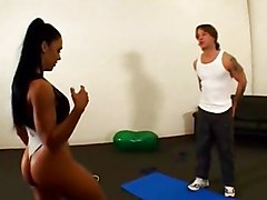Cherokee Is The Personal Trainer We All Want