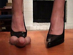 Amateur Femdom Foot Fetish