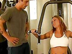 Gym Milf sport