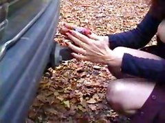 masturbation fetish car piercing close up panties stockings lingerie solo extreme hardcore pussy mature rubbing brunette amateur homemade outdoor wet rough sex