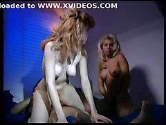 blonde condom suck redhead fuck threesome group groupsex talk ffm 90s golden dolly sextet 1997 fovea