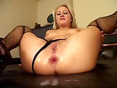Anal Cream Pie Gaping
