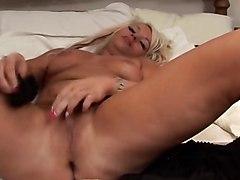 BBW British Masturbation