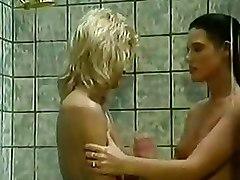 Lesbian Shower