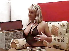 Big Tits Cum on Tits Doggy Style Milf