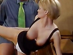 Big Tits Hardcore Office