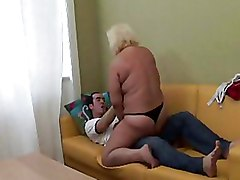 Fat Granny Hardcore