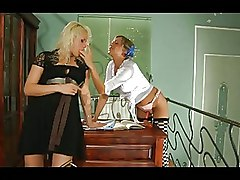 Lesbian Mature Strapon