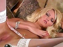Big Tits High Heels Milf Stockings