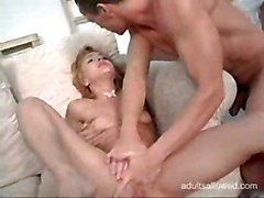 Squirting Blonde Blonde Caucasian Couple Masturbation Muscular Pornstar Shaved Squirting Vaginal Masturbation Vaginal Sex Cytherea