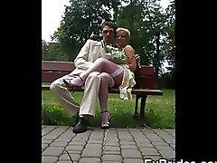 Amateur Brides Uniform