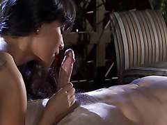 Asian Asian Blowjob Brunette Couple Cum Shot High Heels Licking Vagina Massage Masturbation Oral Sex Pornstar Shaved Vaginal Masturbation Vaginal Sex Asa Akira