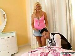 ass tits blonde big bella my rose hot girlfriend dads