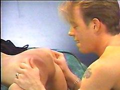 Fetish Vintage Brunette Caucasian Couple Domination Fetish Masturbation Secretary Spanking Tattoos Vaginal Masturbation Vintage