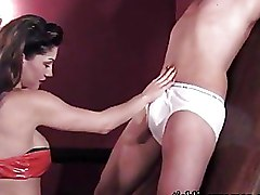 BDSM Femdom Handjobs Latex