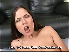 fuck little cocksuck shaved nice perky tits anal