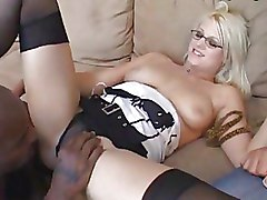 Cuckold Doggy Style Glasses Pussy Licking Riding