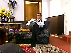 anal stockings cumshot facial blowjob brunette asstomouth doublepenetration pussyfucking gangbang