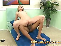 Babes Big Cock Interracial Riding