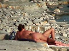 Amateur Beach Hidden Cams