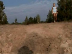 Beach Masturbation Public Nudity