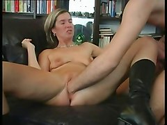 Fingering Gaping Matures