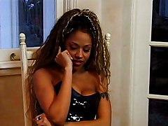 Lesbian Ebony Blonde Blonde Brunette Caucasian Ebony Lesbian Licking Vagina Masturbation Oral Sex Strap-on Toys Vaginal Masturbation