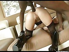 Anal Big Cock Interracial boots doggy stock stockings