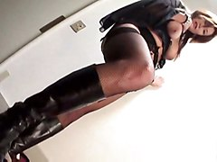 blowjob boots pussylicking asian hairypussy fetish mistress femdom