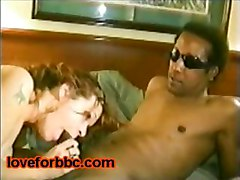 blow job interracial motel slut
