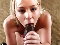 Hot Teen Gets Rammed By A Hung Black