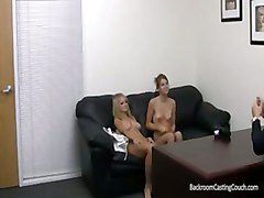 amateur backroom casting couch twogirls friends