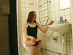 Amateur Big Cock Blowjobs Toilet